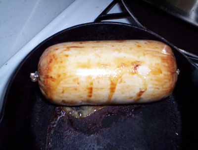 The Quorn, roasted and out of the oven